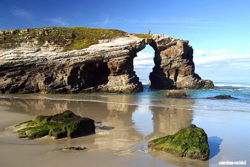Playa Catedrais Ribadeo