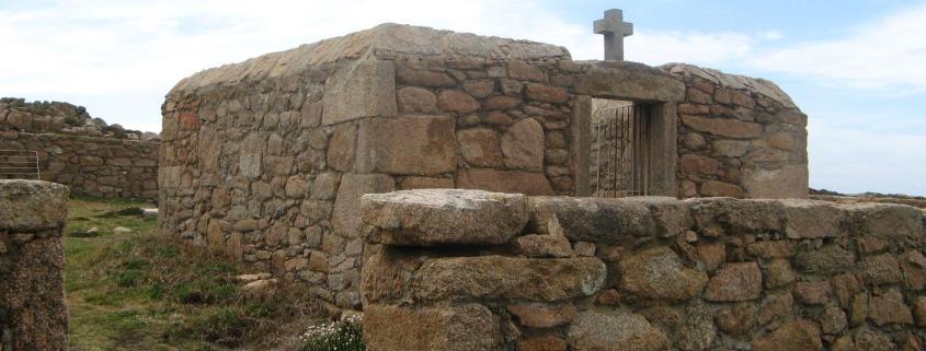 Costa da Morte cementerio
