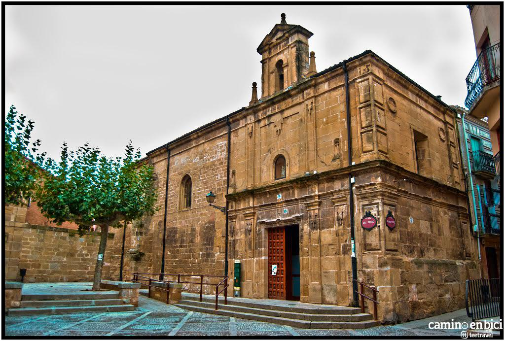 Camino Francés - Ermita de la Virgen de la Plaza