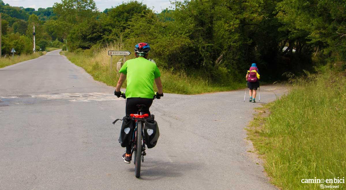 Camino de Santiago Francés en Bicicleta