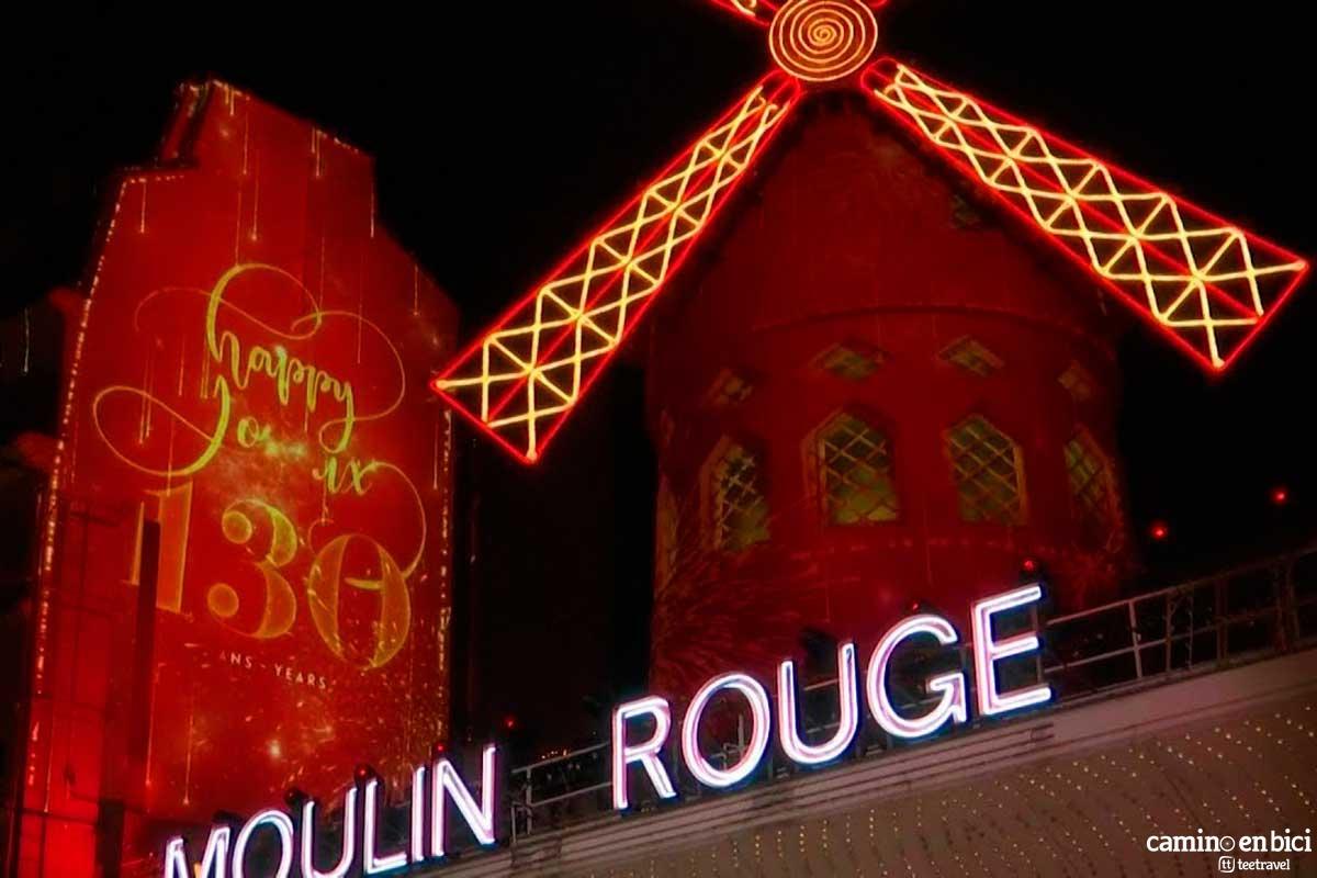 Francia - París - Moulin Roge