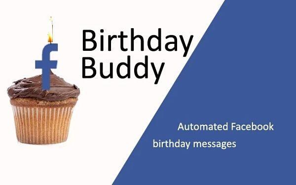 Enviar felicitaciones de cumpleaños automáticamente