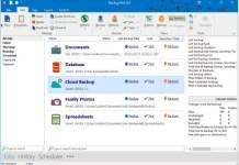 Backup4all: Hacer backup de tus archivos en Windows