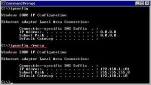 Windows detectó un conflicto en la dirección IP [SOLUCIÓN]