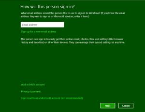 Como  Cambiar a una Cuenta local en Windows 8.1-3
