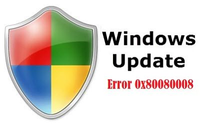 Solucionar error 0x80080008 de Windows Update