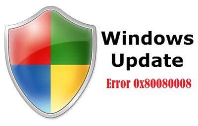 Solucionar error 0x80080008 de Windows Update