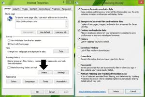 Resuelto Credential Manager no funciona correctamente en Windows 8 & 7-3