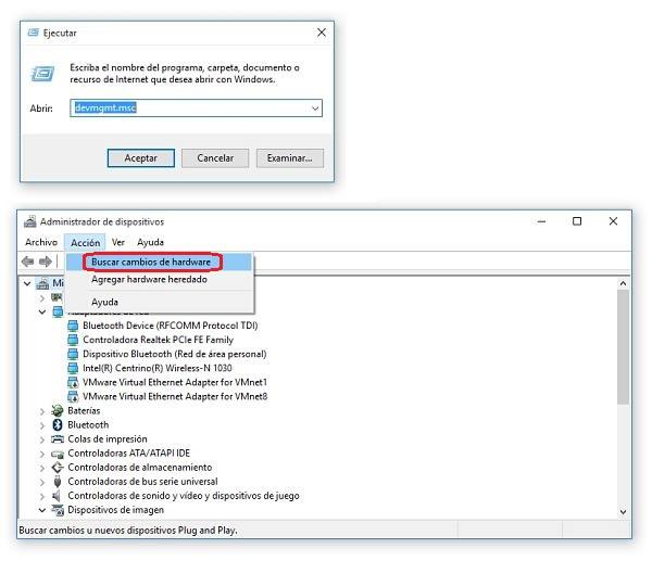Cómo solucionar error: No se reconoce el dispositivo USB