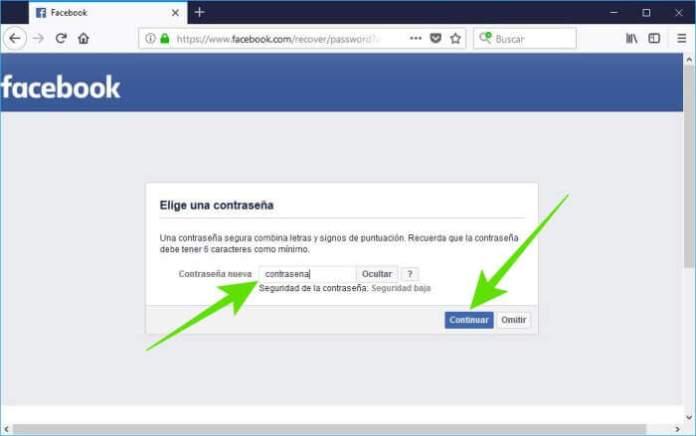 Cómo recuperar Facebook hackeado