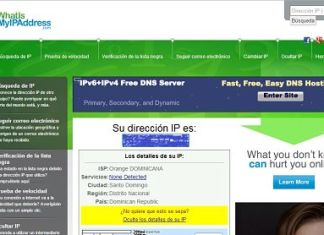 como saber cual es mi ip - what is my ip address