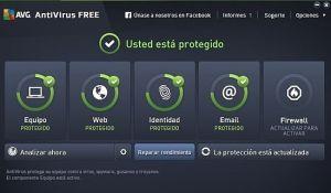 AVG Antivirus Free 2015: Descargar Antivirus Gratuito