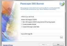 Programa portable para quemar archivos iso en Windows
