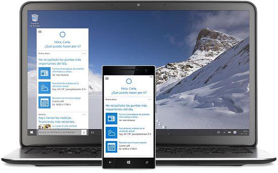 Podrás descargar Windows 10 a partir 29 Julio