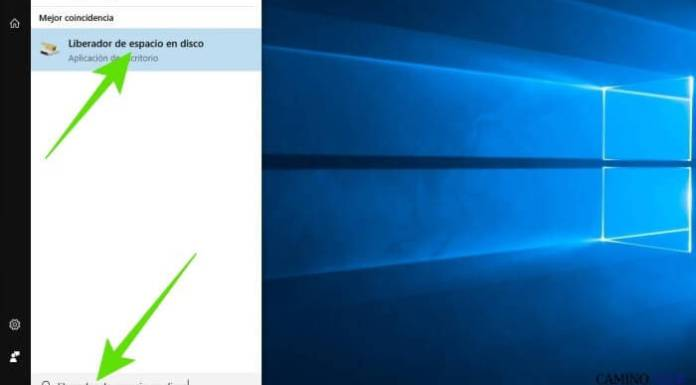 Cómo borrar archivos basura en Windows 10