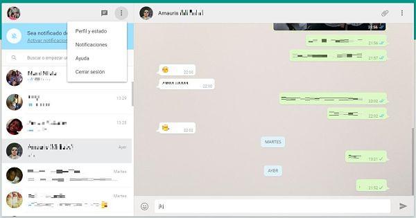 Cómo utilizar Whatsapp en el ordenador con WhatsApp Web