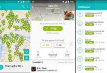 Encontrar puntos de acceso WiFi gratis en todo el mundo