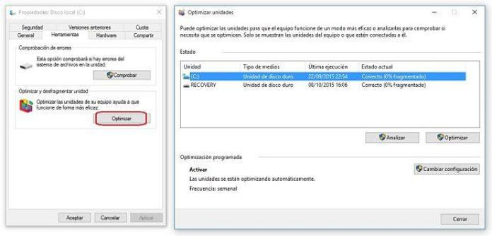 Acelerar el inicio de Windows 10
