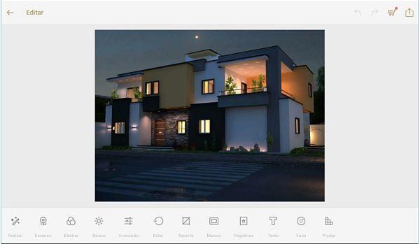 Fotor - Una de las mejores aplicaciones para fotos en android