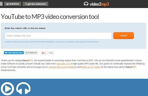 YouTube2MP3:: Uno de los mejores sitios para descargar música MP3 gratis desde YouTube