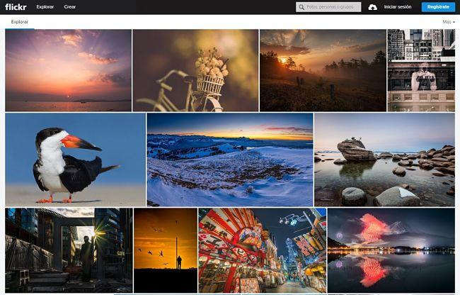 Flickr: Alternativas a Picasa