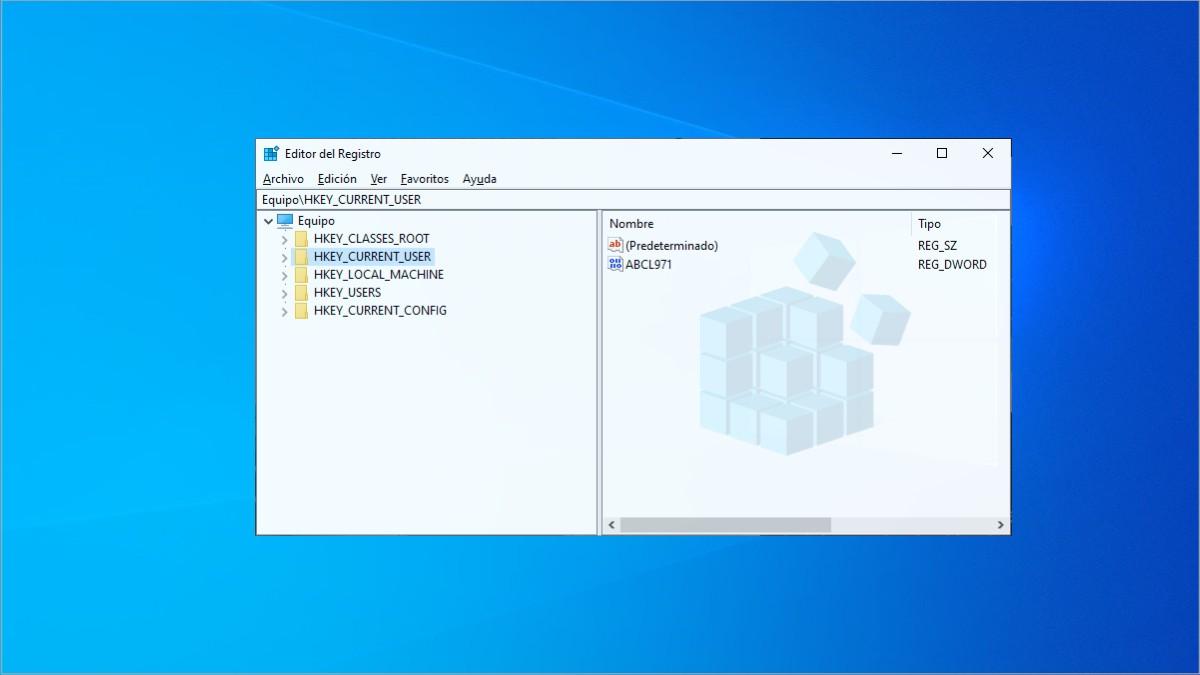 Cómo hacer backup del Registro de Windows 10 y restaurarlo