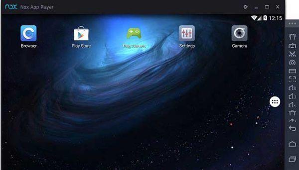 Nox es otro de los mejores emuladores Android para PC