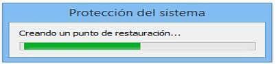 Cómo restaurar sistema en Windows 8.1
