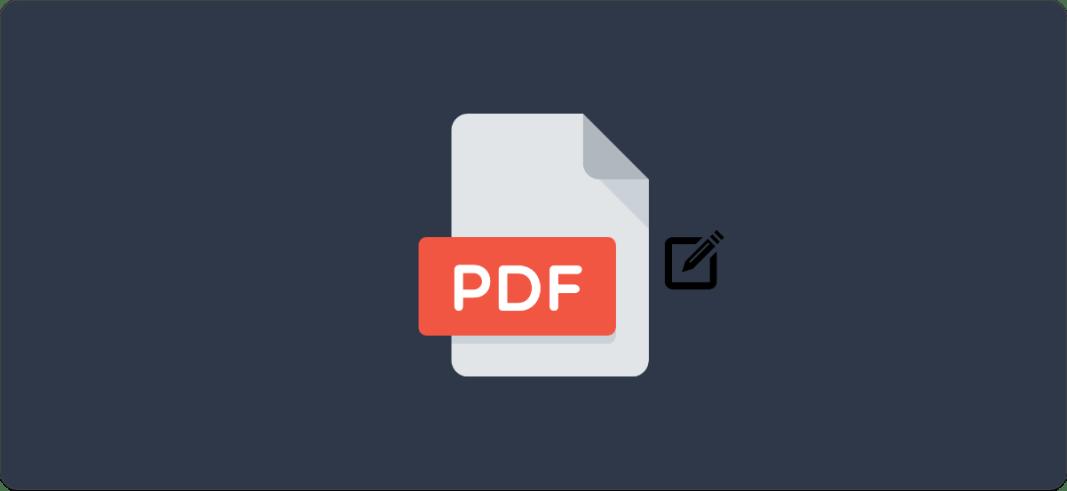 Cómo editar archivos PDF online gratis