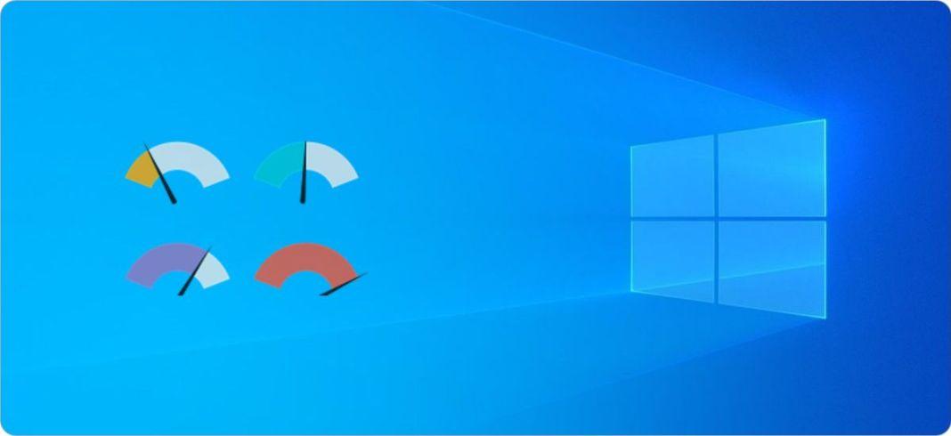 Programa medidor de consumo de internet para PC Windows