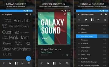 Reproductores de música para Android