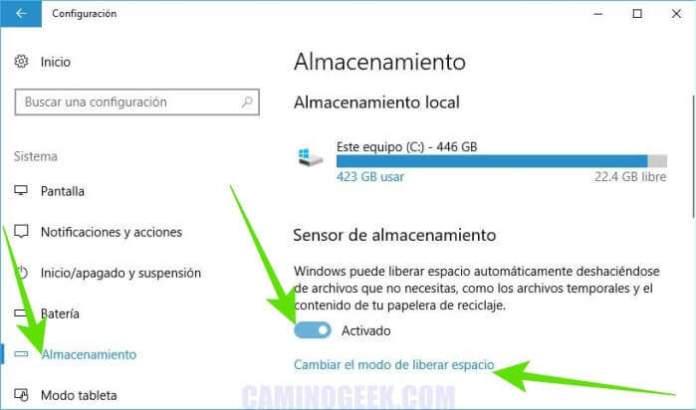 Limpiar la carpeta Descargas eliminando archivos viejos luego de 30 días
