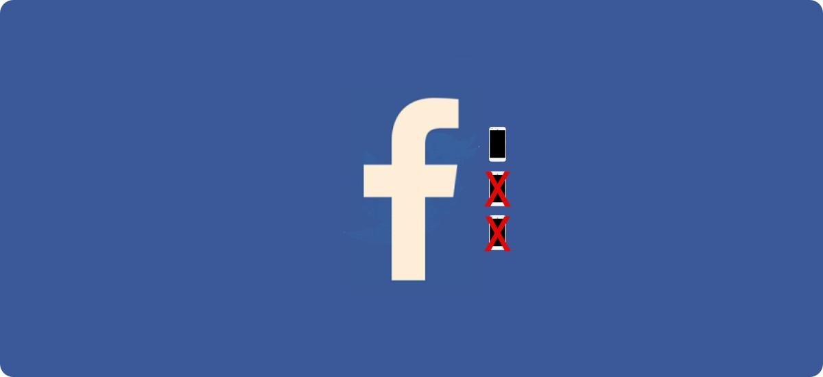 Cómo cerrar sesión de Facebook en otros dispositivos