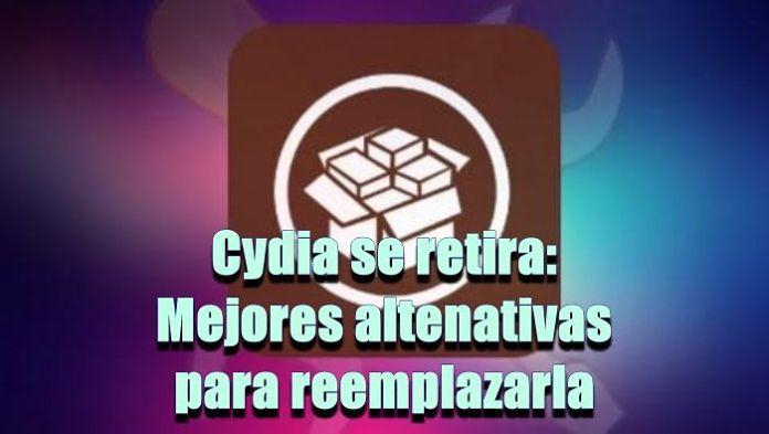 Alternativas de Cydia para reemplazarla luego de su retiro.