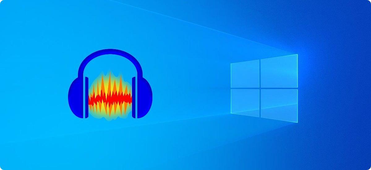 Cómo comprimir archivos de audio en Windows 10 con Audacity