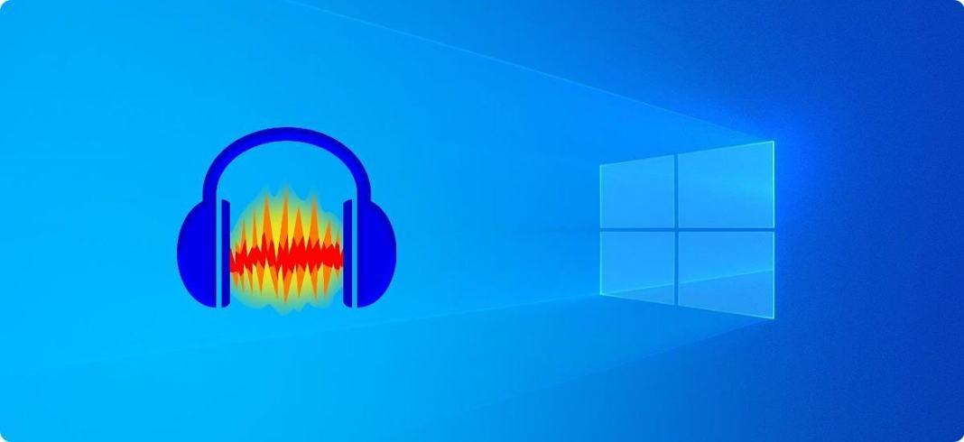 Comprimir archivos de audio con Audacity en Windows 10