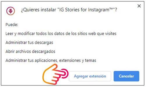 Transmisión en vivo de Instagram desde la PC