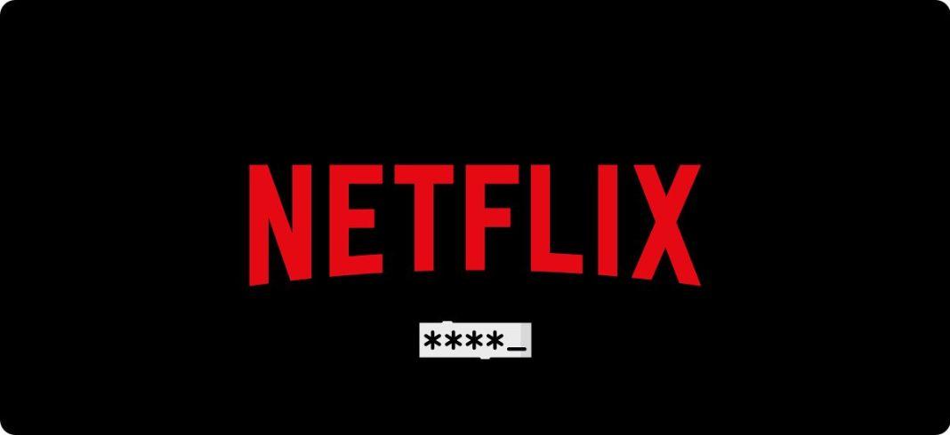 Cambiar contraseña Netflix
