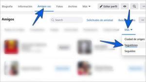 Cómo ver mis seguidores en Facebook desde la PC y el celular