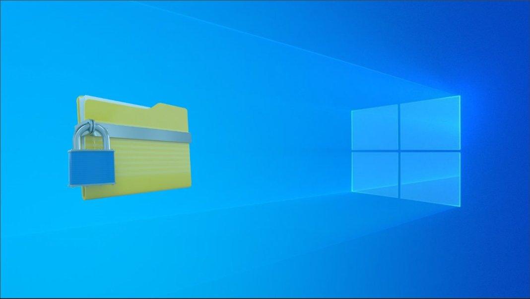 Cómo poner contraseña a una carpeta en Windows 10