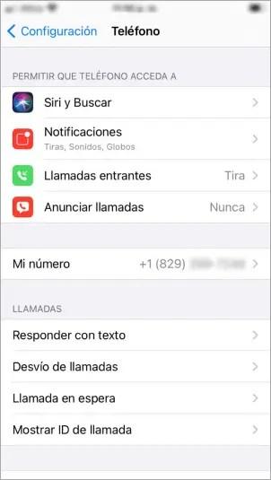 Cómo saber mi número de celular personal