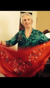 Mom, early 2014