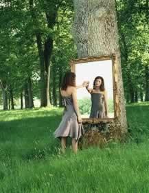 El Poder del Espejo en las Relaciones