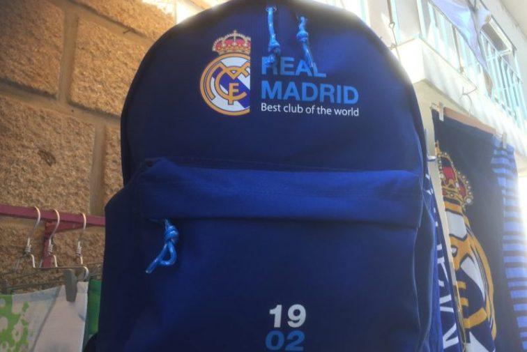 Kan ikke skjule det - er Real Madrid fan, Valença