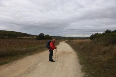 Dag 12 - på vejen Villafranca Montes De Oca – Atapuerca - efter nattens oplevelse med bedbugs