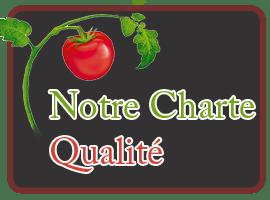 Notre Charte Qualité