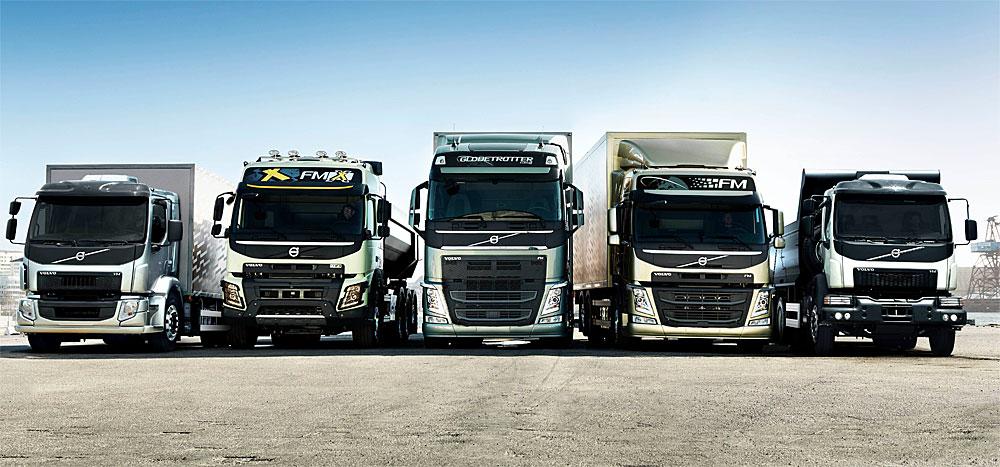 camiones volvo euro 5