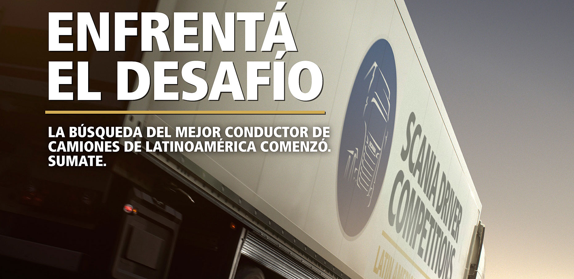 Mejor conductor 2016 Scania