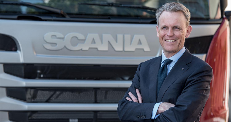 Scania nuevo presidente comercial de América
