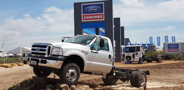 Camiones Ford Cargo Euro V